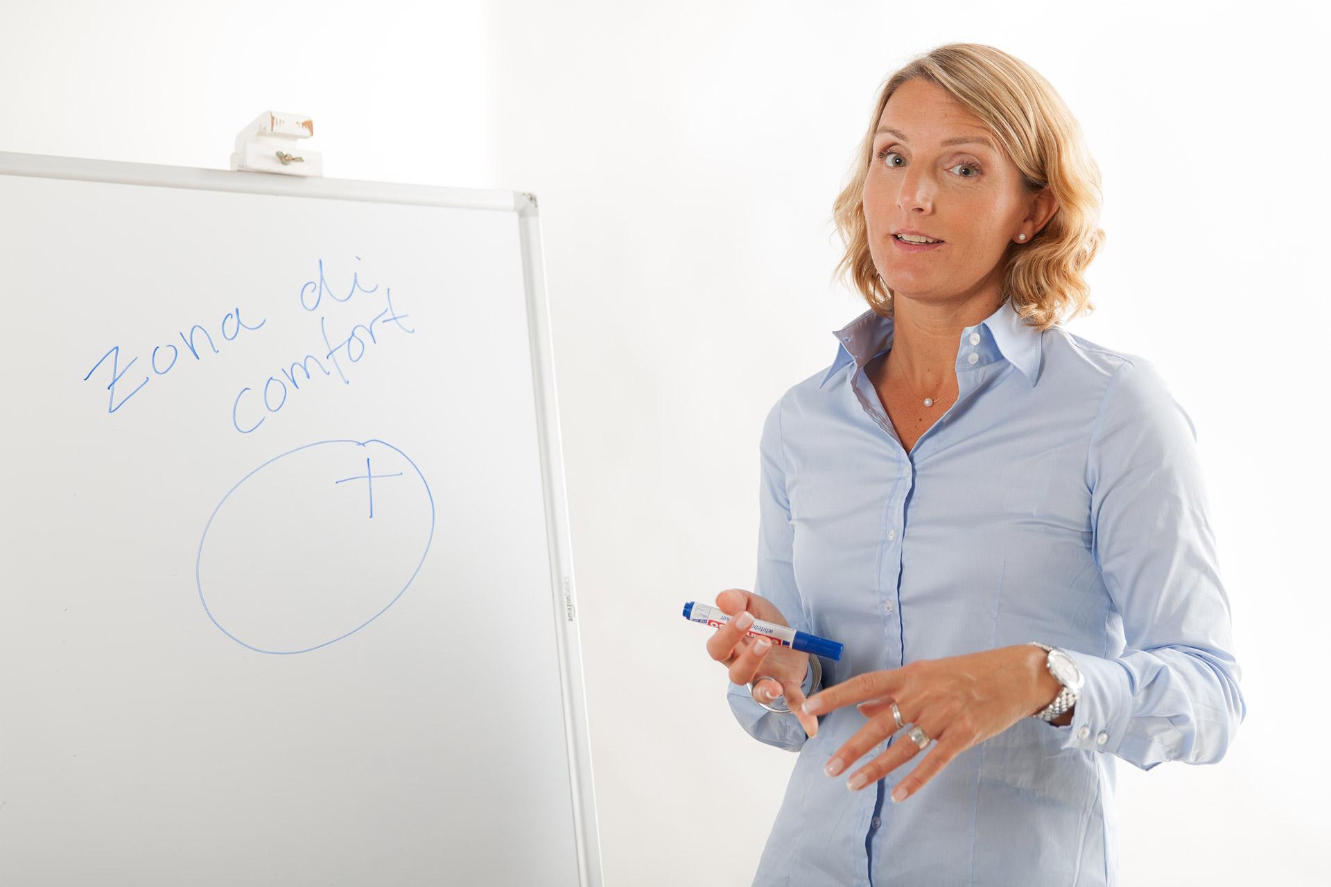 Life Coach Tatiana Borgstrom